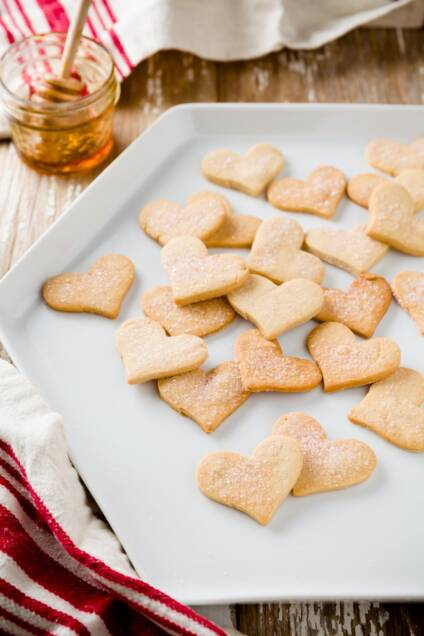 Simple Honey Cut-Out Cookies