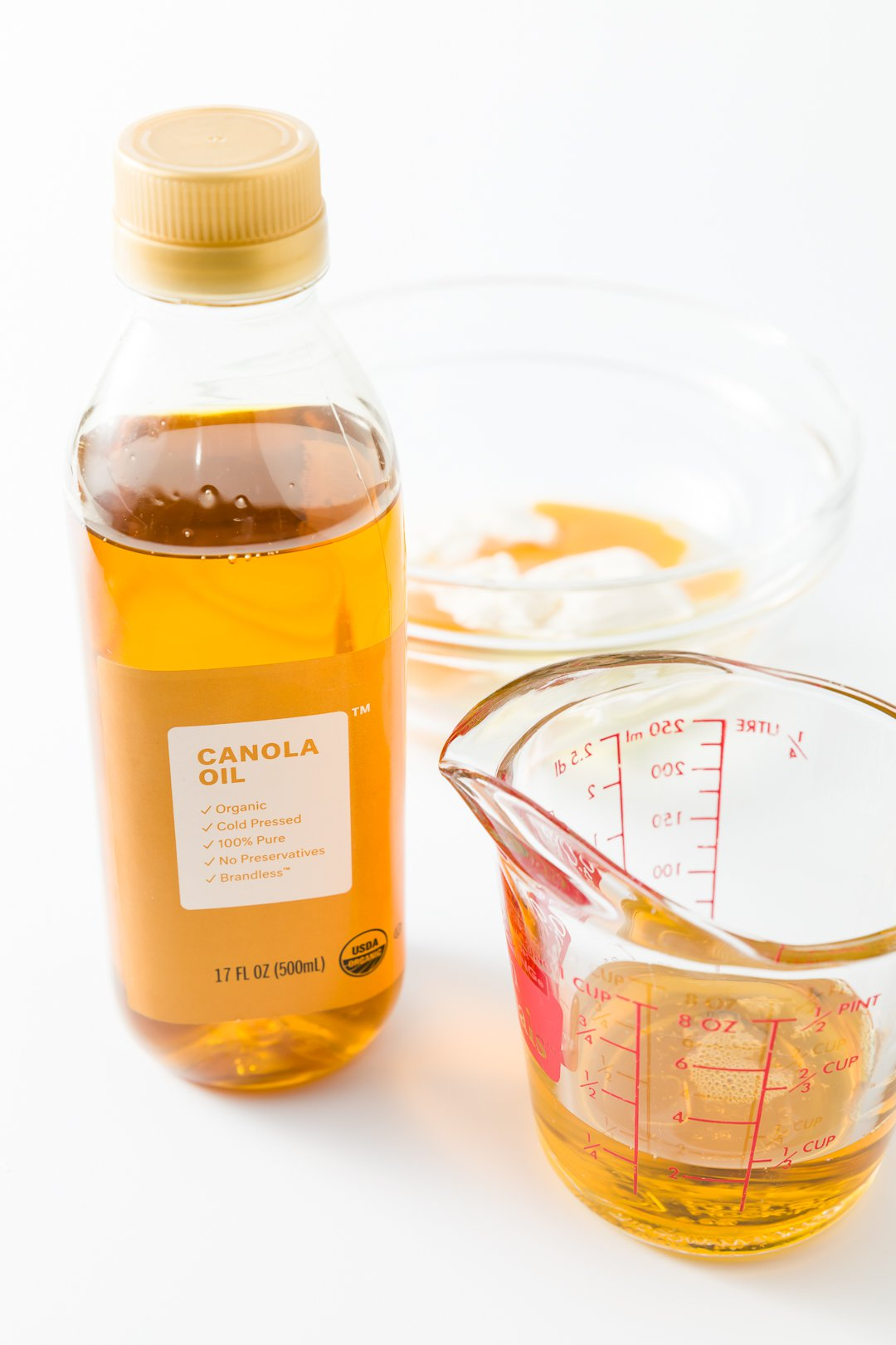 Canola oil from Brandless