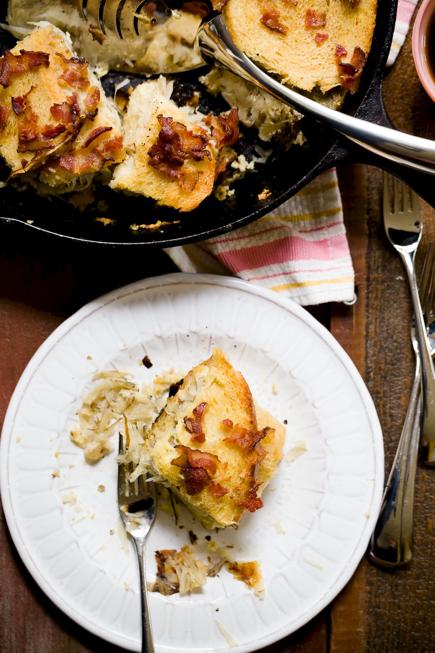 Hash Brown French Toast