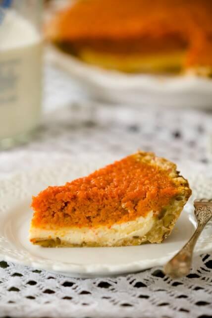 Carrot Pie