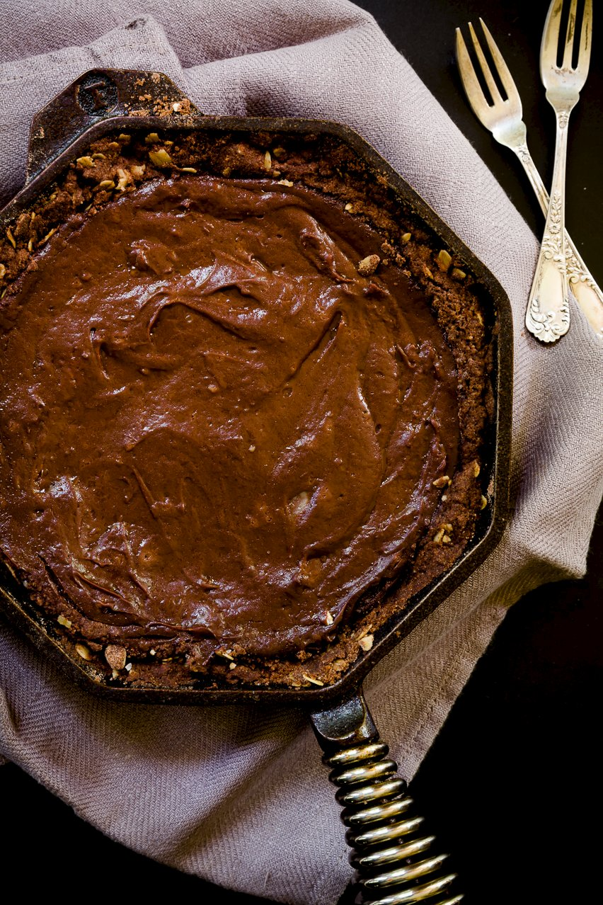 Chocolate Sugar Pie