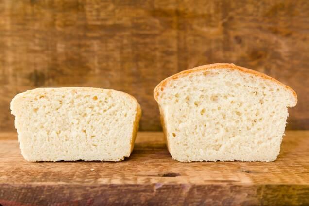 Bread didn't rise