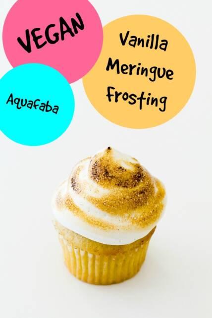 Vegan Meringue Frosting