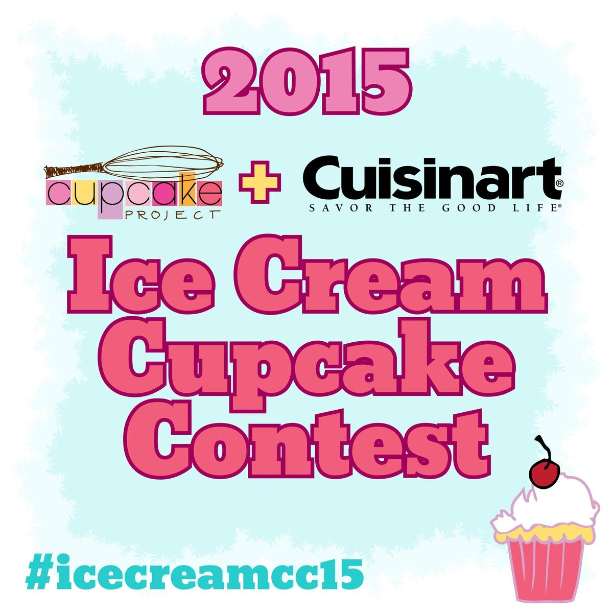 Announcing The 2015 Cupcake Project + Cuisinart Ice Cream Cupcake Contest
