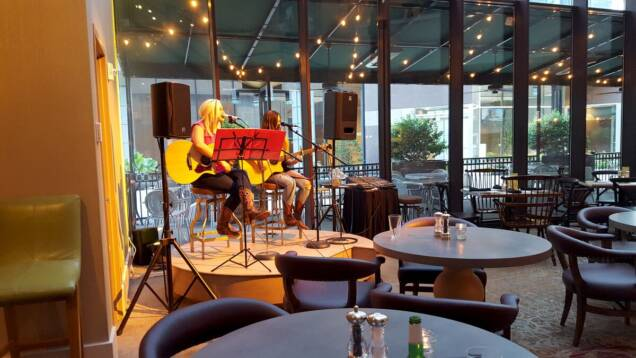 Music at Doubletree