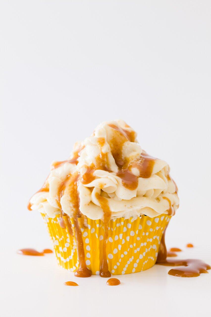 Caramel Buttercream Frosting