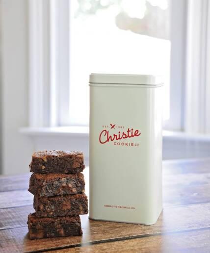Christie Cookie Brownies