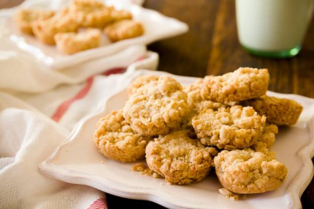 Crumb Cookies