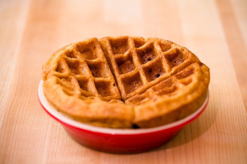 Waffle Crust