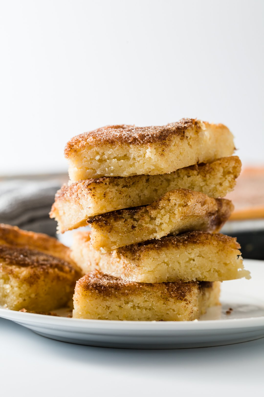 Easy Snickerdoodle Bars