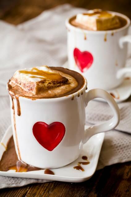Sugar Pie Hot Chocolate