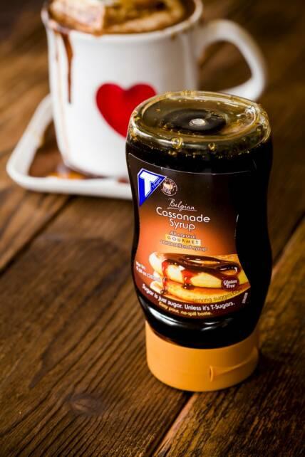Cassonade Syrup