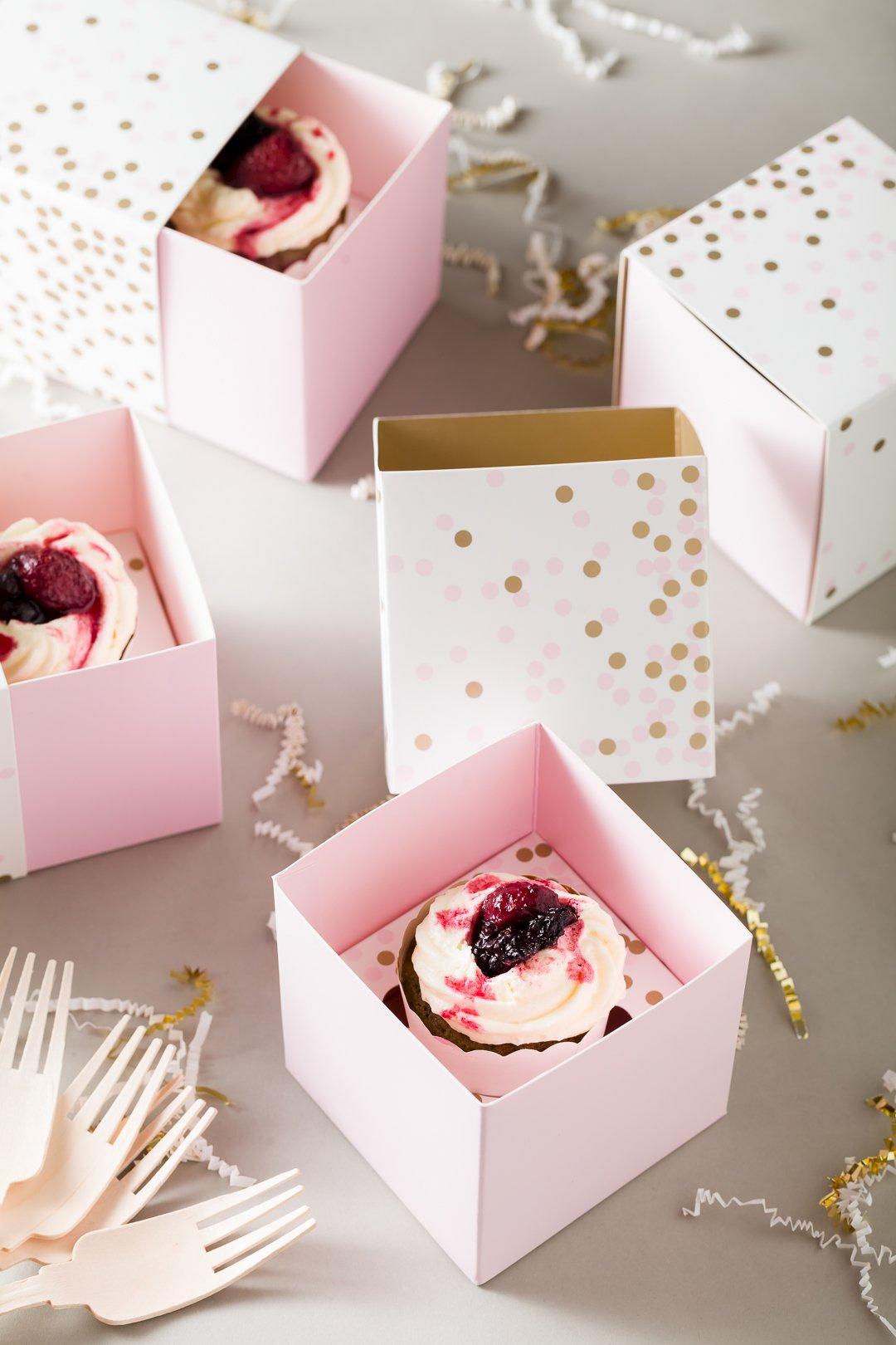 Paper Eskimo Boxes