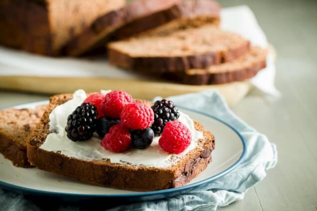Chocolate Potato Bread