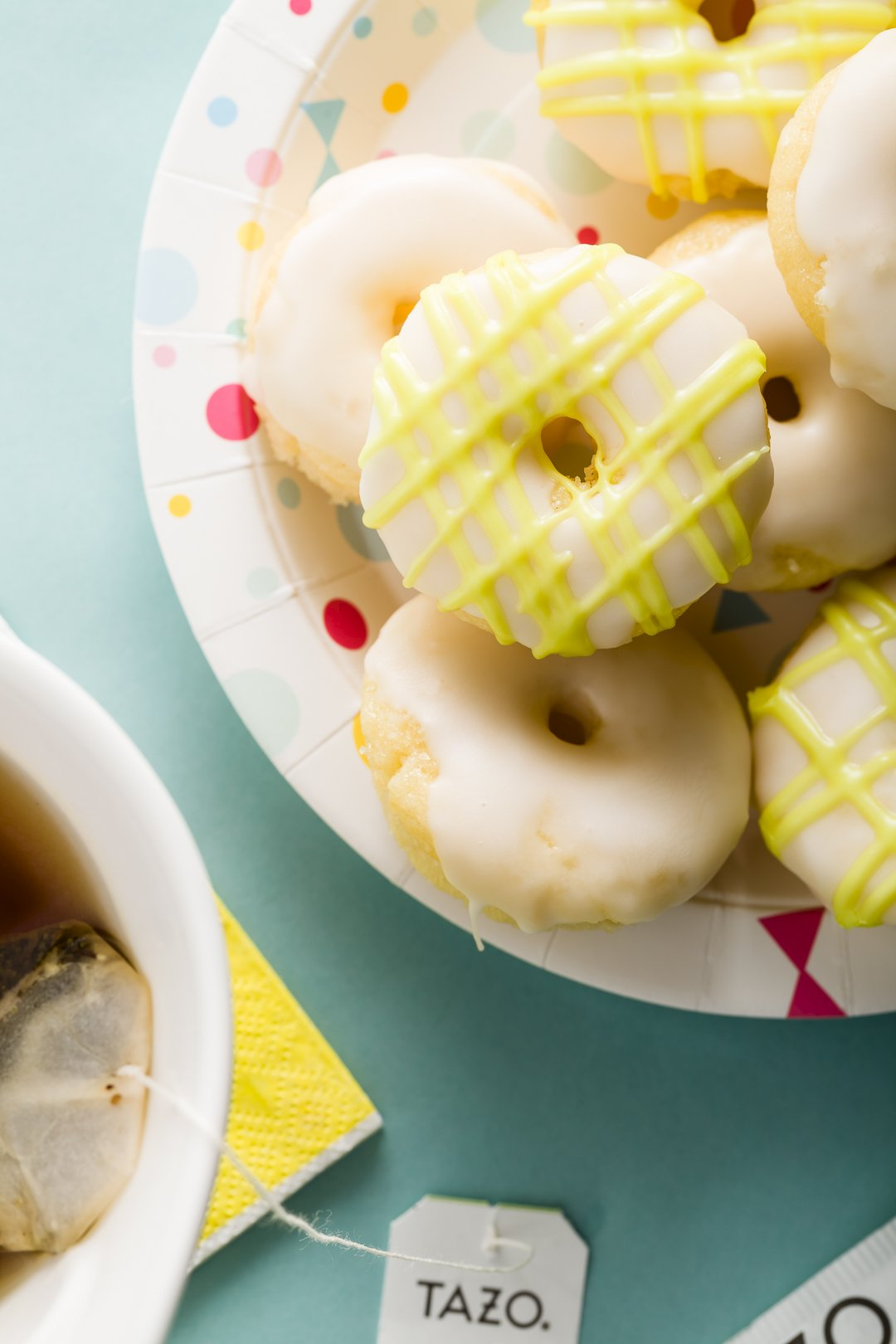 Coconut Donuts