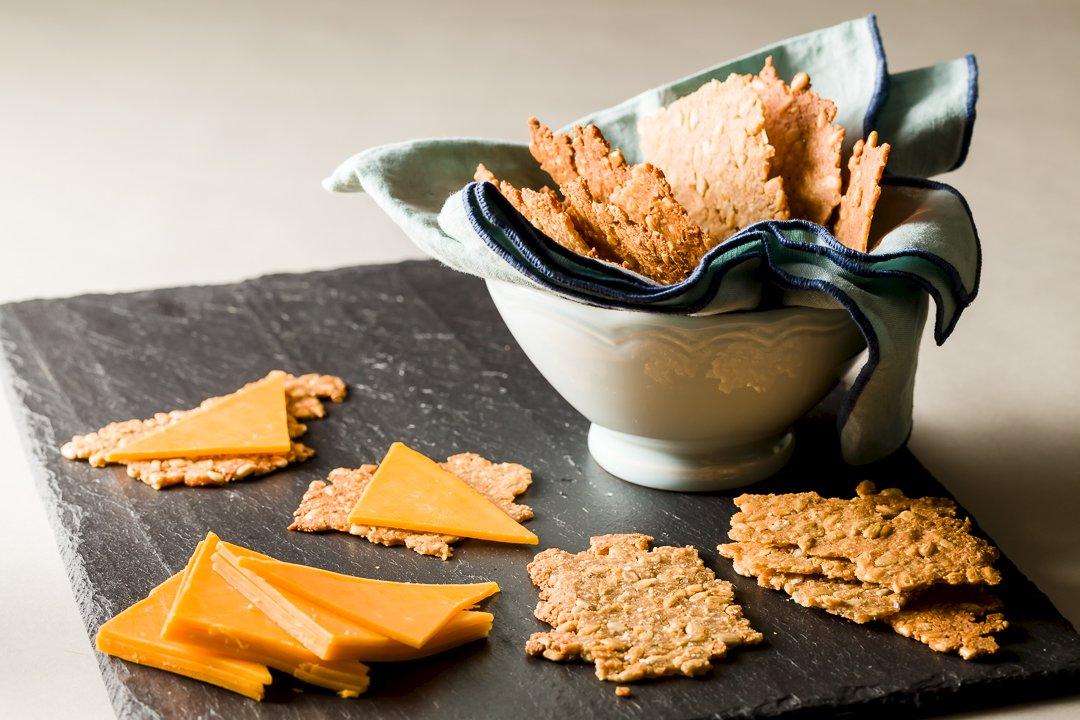 Gluten-free Peanut Butter Crackers