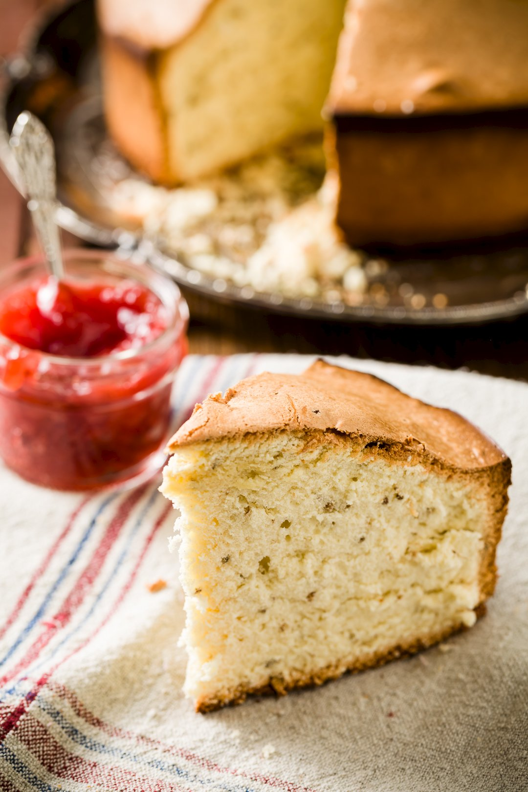 17th Century Cake