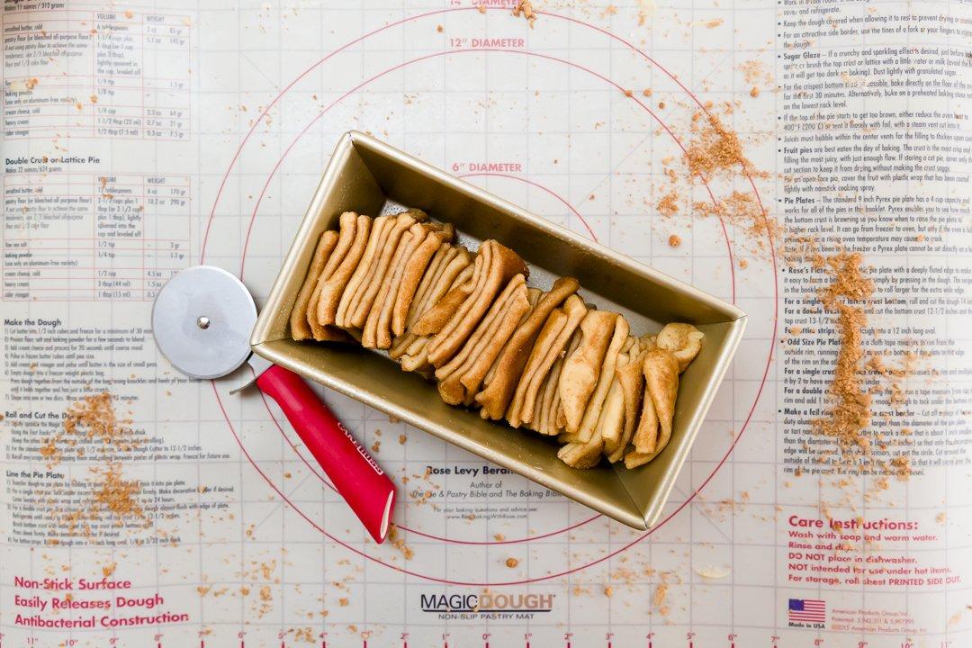 RumChata Pull-Apart Bread