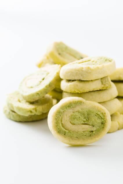 Sweet Pea Cookies