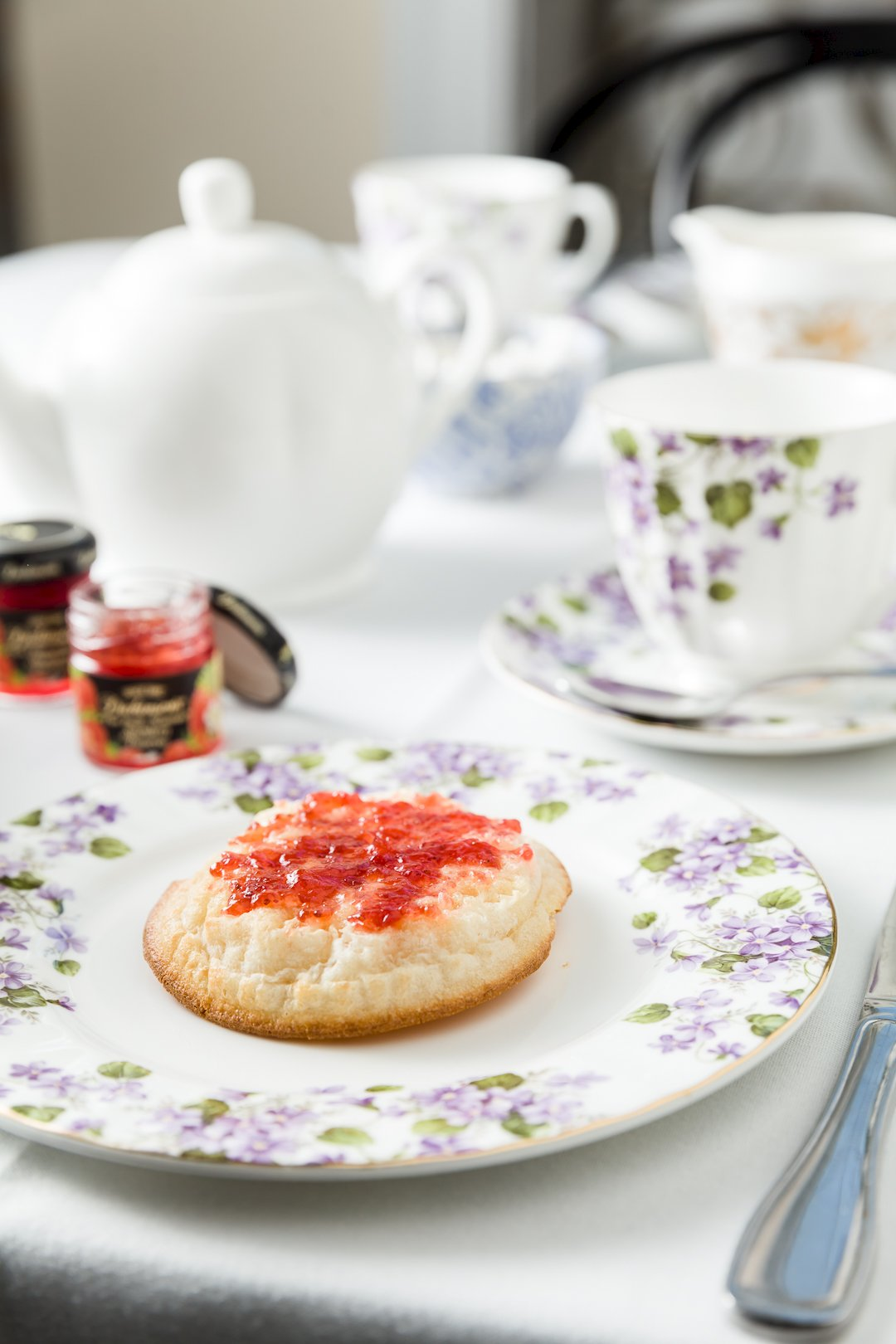 All About Crumpets