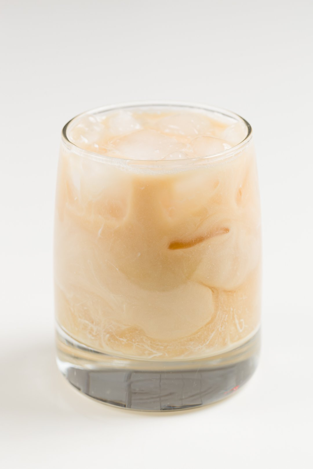 White Russian Baileys cocktail