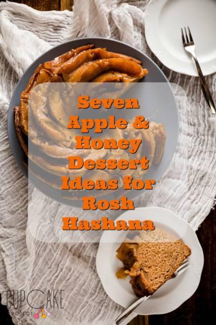 7 Showstopper Rosh Hashana Desserts for the Modern Balabusta