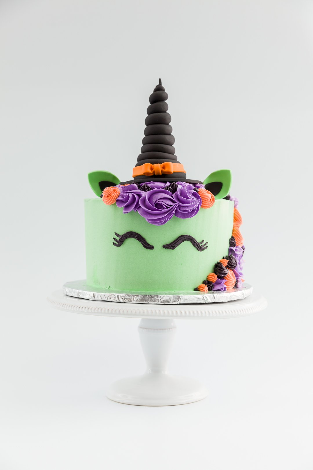 Witch Unicorn Cake