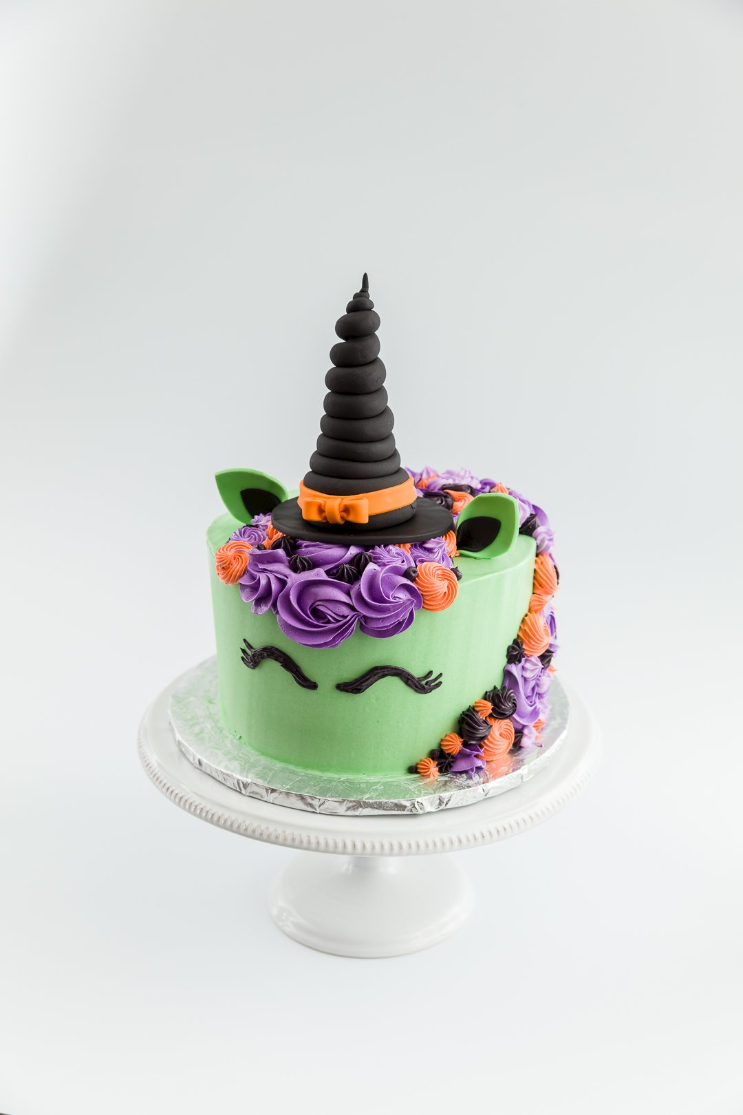 Witch Unicorn Cake
