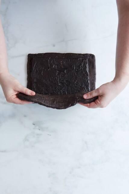 locking in butter block