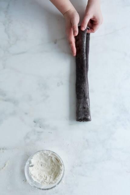 Chocolate Palmiers