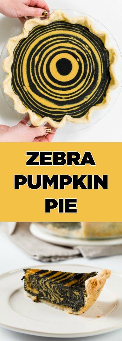 Zebra Pie