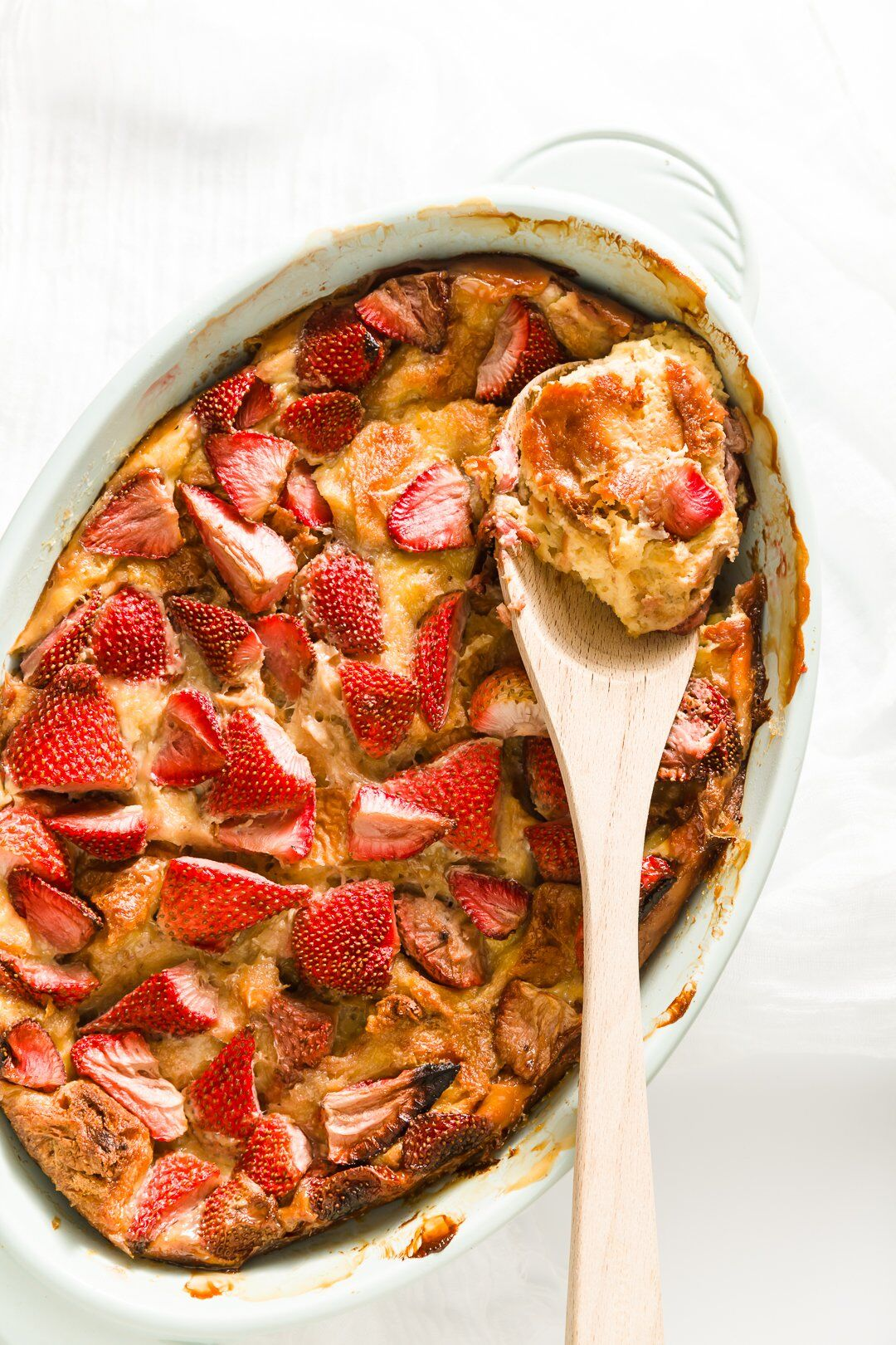 Best French Toast Casserole Recipe Strawberry Brioche French Toast