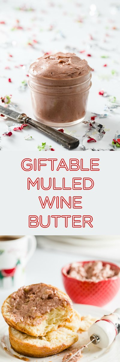 Mulled Wine Butter