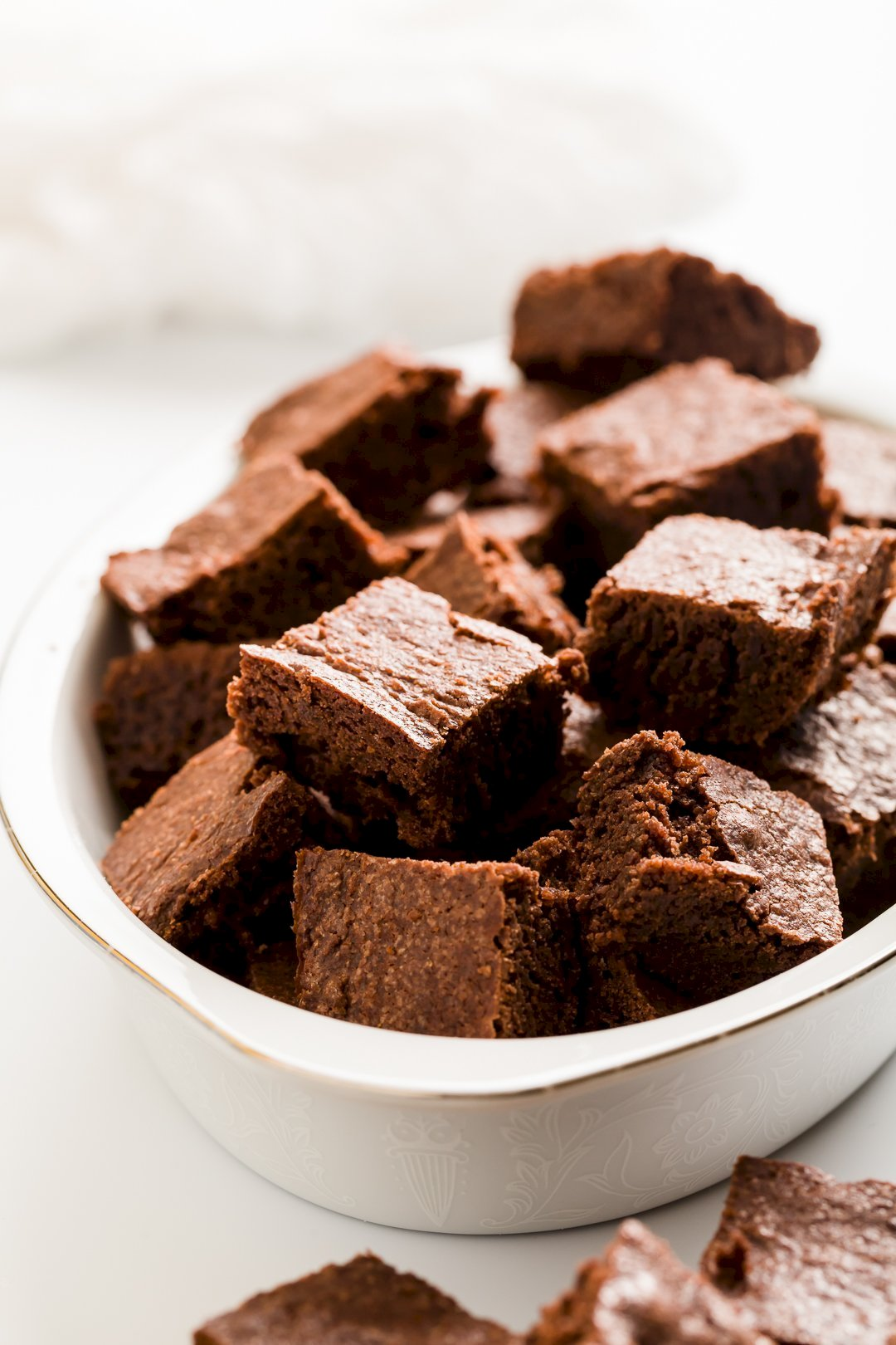 Perfect Classic Cakey Brownies