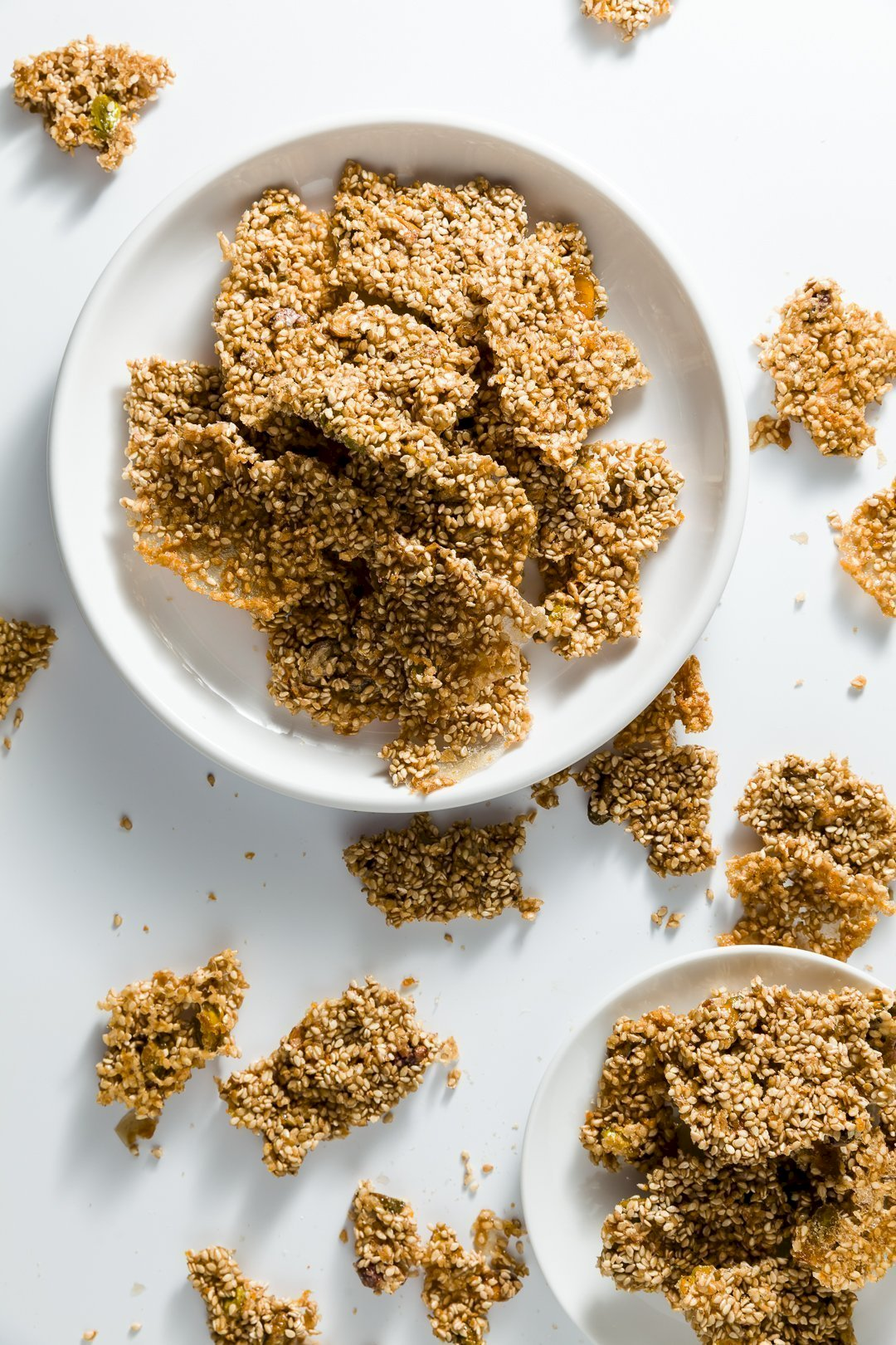 Easy Sesame Seed Candy (Pasteli) Recipe