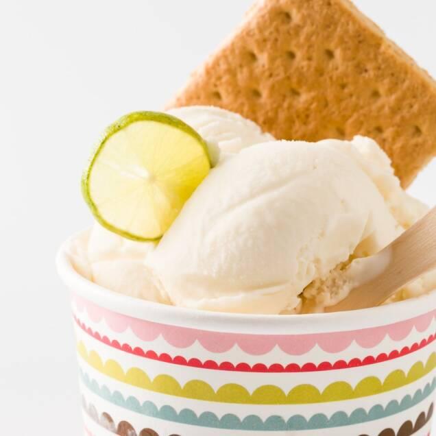 Key Lime Ice Cream