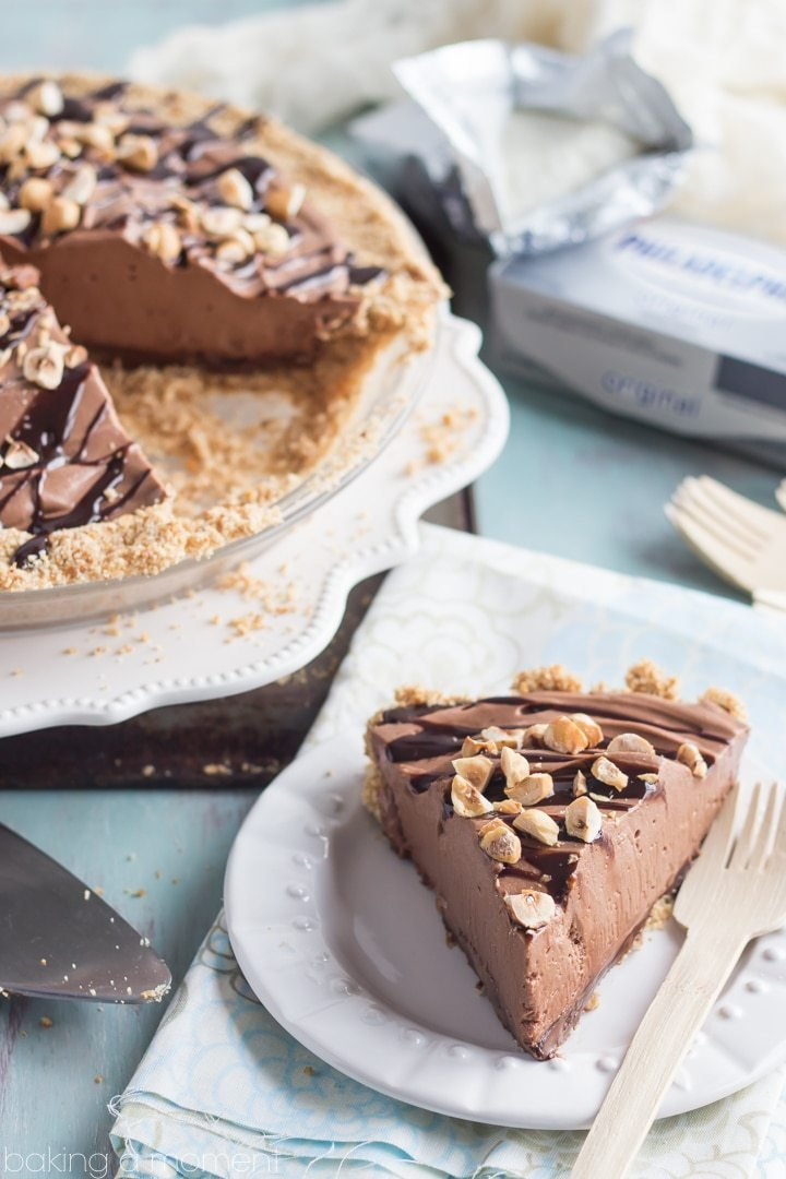 nutella pie