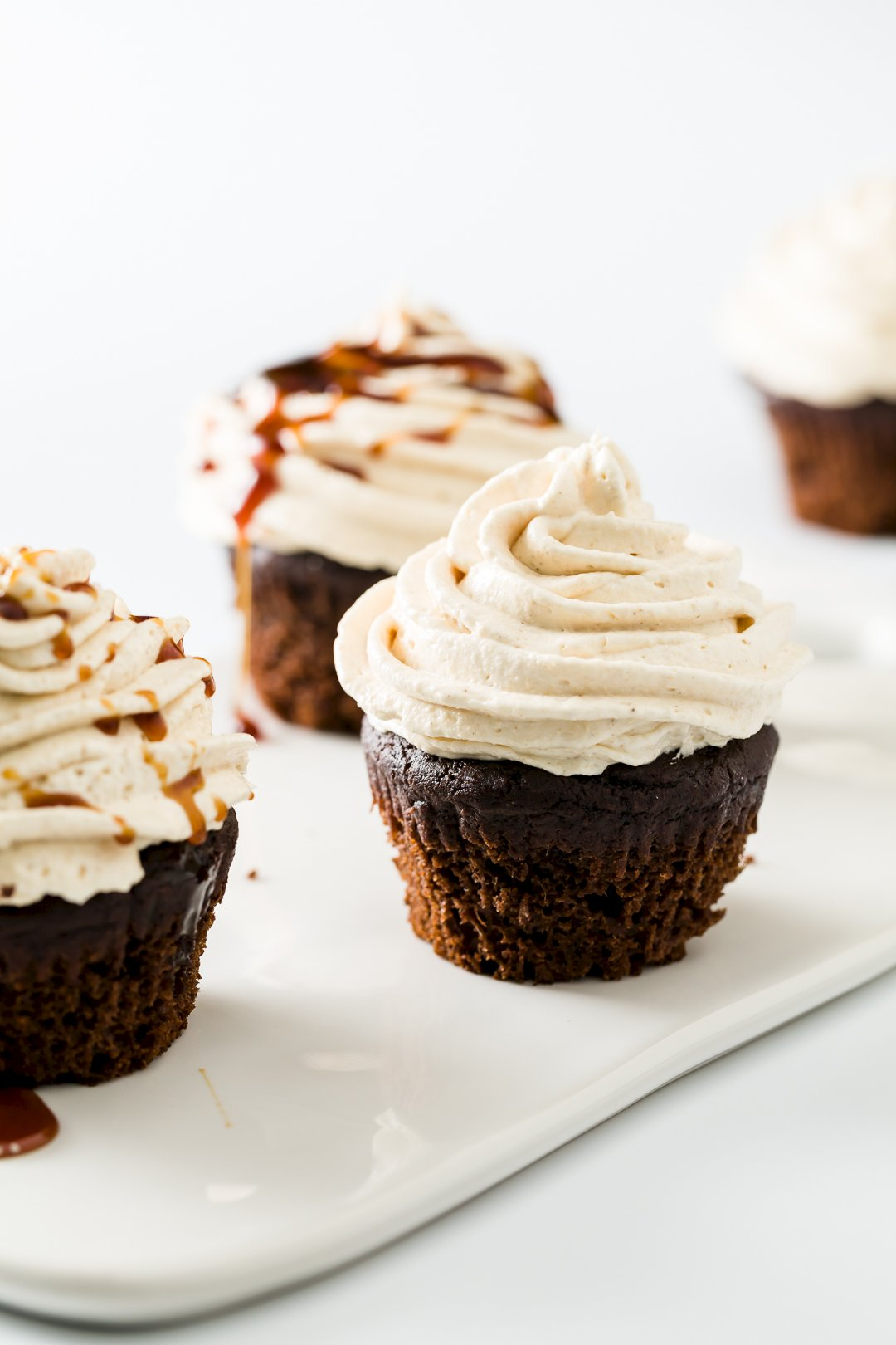 Carob Cupcakes Photo