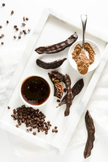 How Is Carob Different Than Chocolate?
