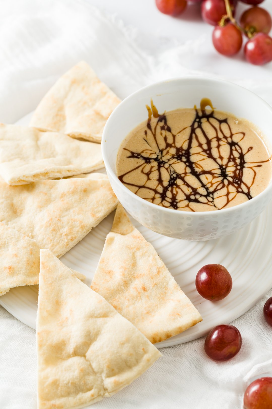 Tahini and Carob Molasses