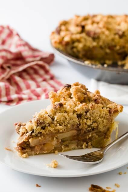 Best Apple Crumble Pie Recipe