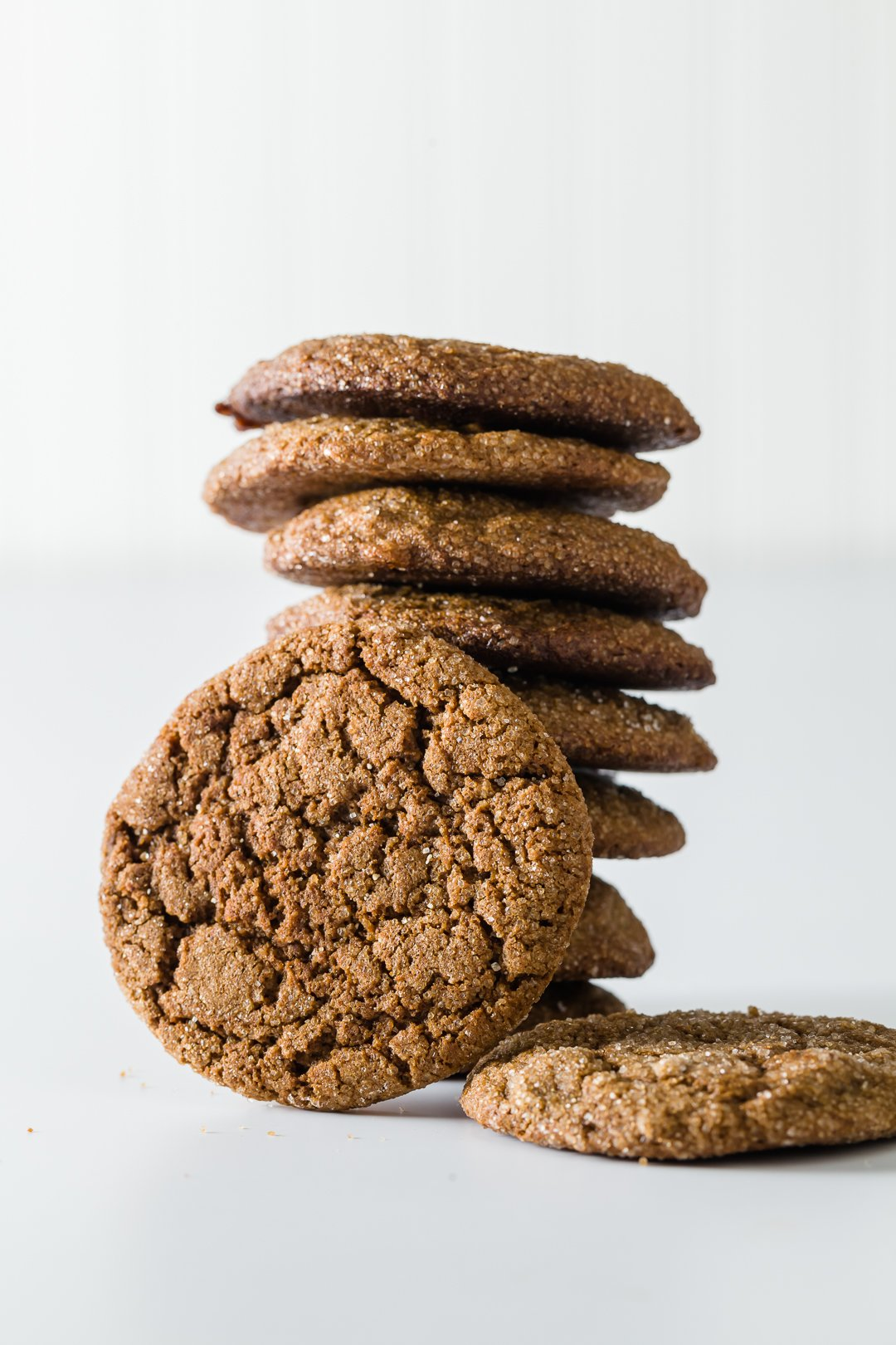 Ginger Molasses Cookies Four Ways