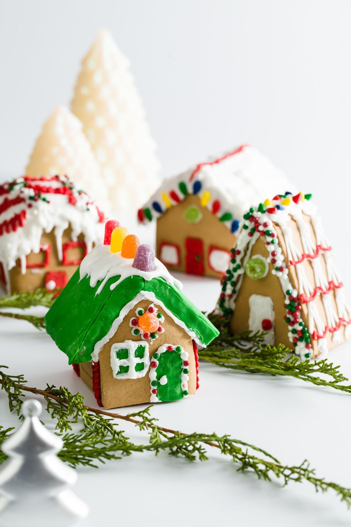 Easy Gingerbread House Kit