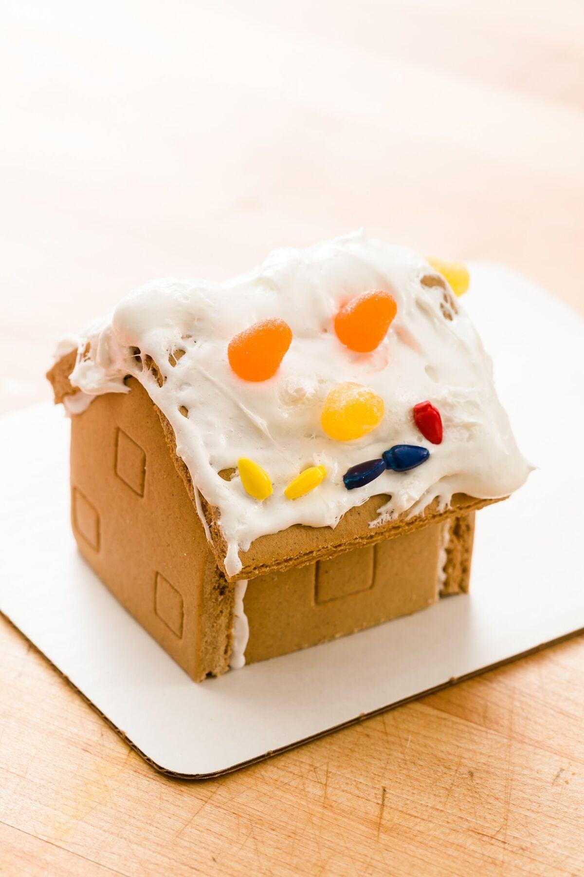 Mini Gingerbread Village