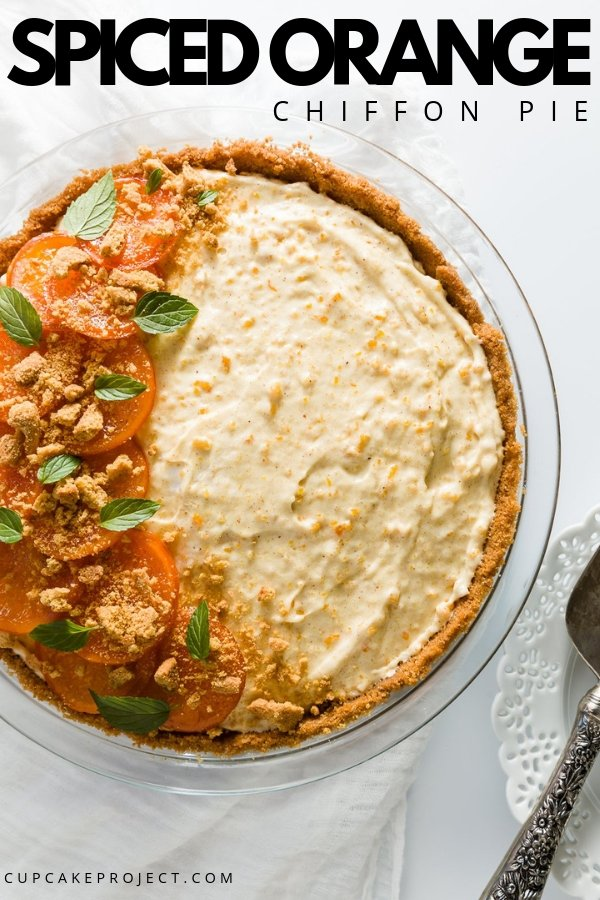 If you\'re looking to up your pie game, chiffon is the way to go. The unbaked filling consists of a flavored egg yolk and gelatin base through which meringue or whipped cream is folded. This dessert recipe will go well on any party!