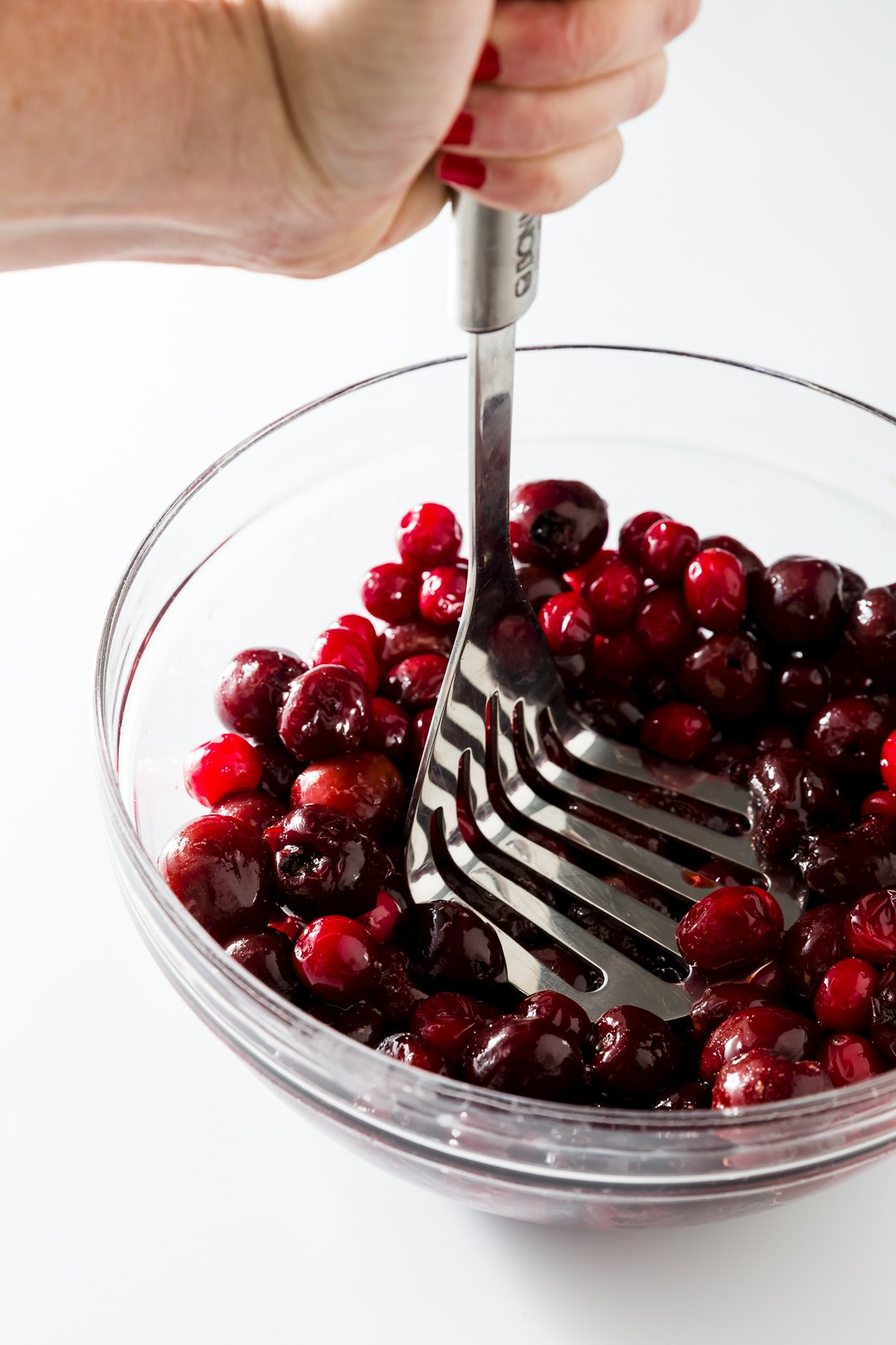 Cranberry Cherry Pie Filling