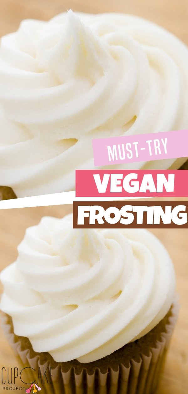 Must-Try Vegan Buttercream Frosting - Dairy-Free Frosting