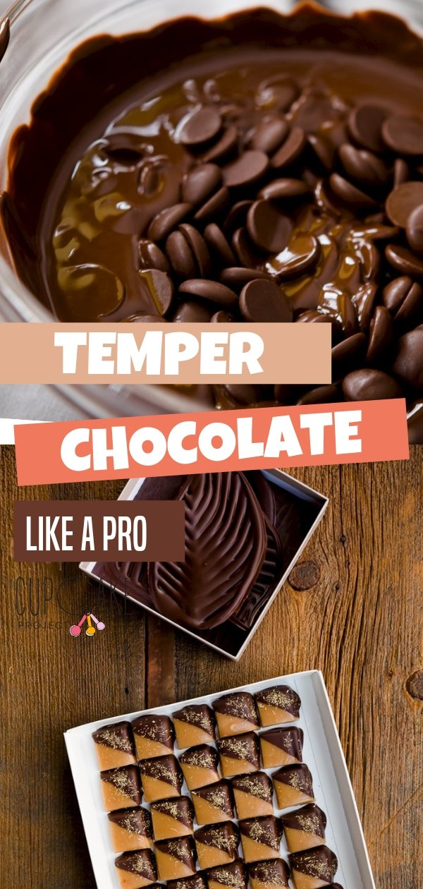The Easiest Way to Temper Chocolate