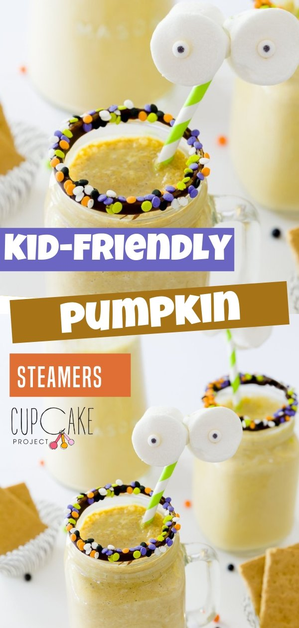 Pumpkin Steamers – a Pumpkin Pie Drink