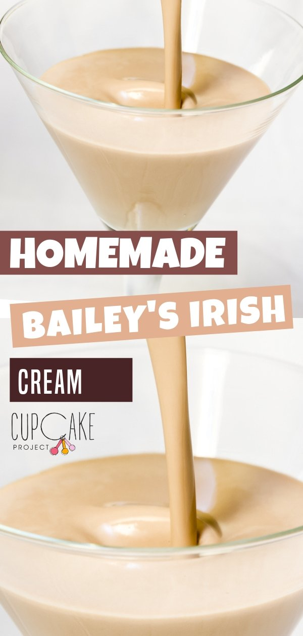 Making homemade Baileys Irish Cream right in your own kitchen is cheap, so easy, and so tasty that you'll never want to buy it again! Just make sure you have your Irish whiskey to create this simple recipe! You'll agree when I say it's one of the best!